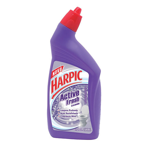 Desinfetante Harpic 500ml  Lavanda