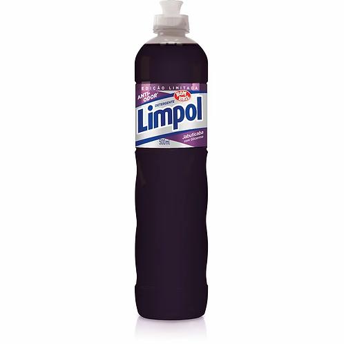 Detergente Líquido Limpol 500ml  Jabuticaba