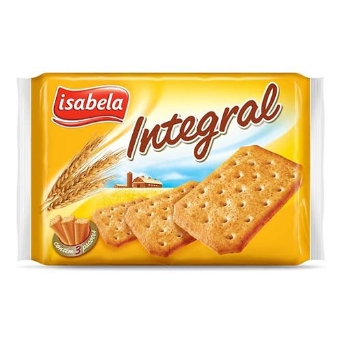 Biscoito Isabela 400g Integral
