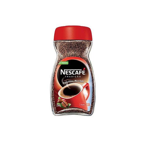 Café Nescafé Solúvel 230g  Tradição