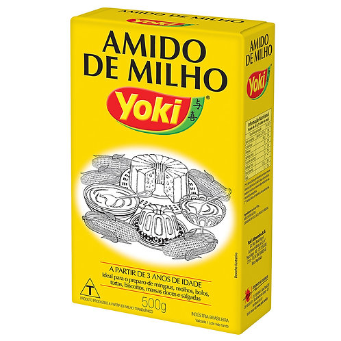 Amido Milho Yoki 500g
