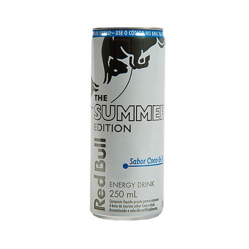 Energético Red Bull 250ml  Coco Açaí