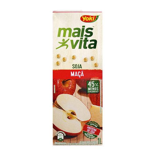 Alimento Soja Mais Vita 1L  Maçã