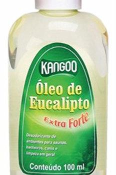 Óleo Eucalipto Kangoo 100ml Extra Forte