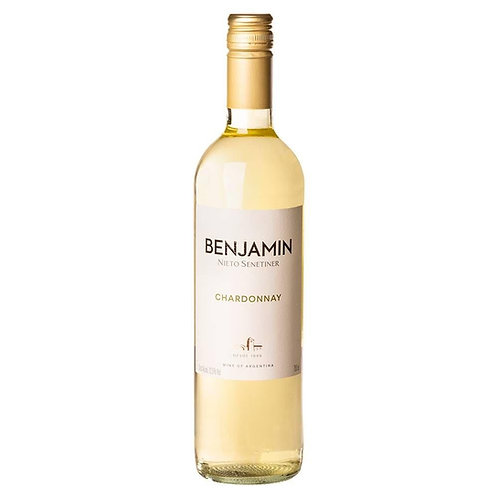 Vinho Benjamin Nieto Senetiner 750ml Chardonnay