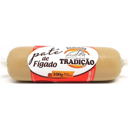 Patê Tradição 100g  Figado
