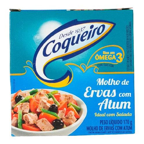 Atum Coqueiro 170g Ervas