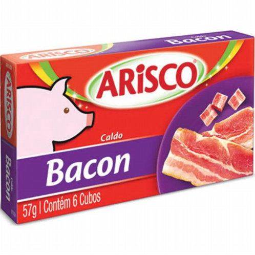 Caldo Arisco 57g  Bacon