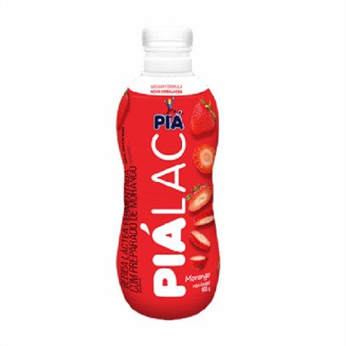 Bebida Lactea Piá Lac 900g  Morango