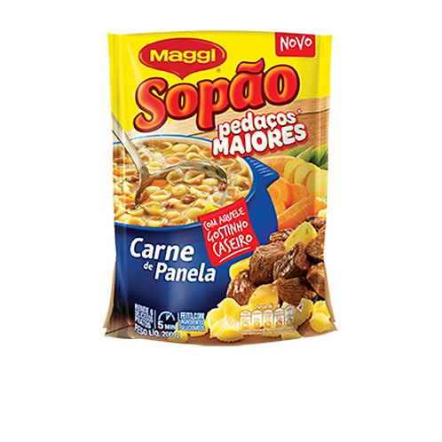 Sopao Maggi 200g Carne