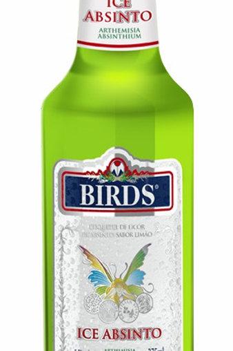 Absinto Muraro Birds 700ml