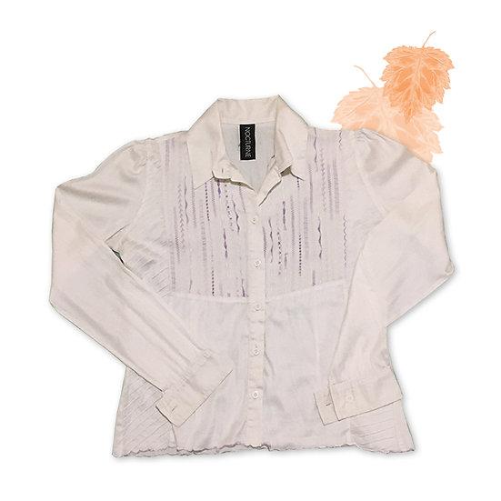 Camisa Branca Nocturne - Tam 42