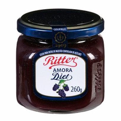 Geléia Ritter Diet 260g  Amora