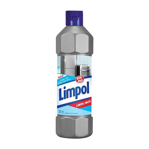 Limpador Inox Limpadorol 500ml