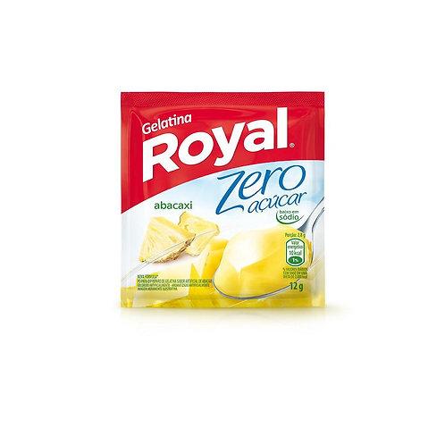 Gelatina Royal Zero 12g  Abacaxi