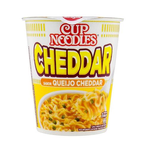 Cup Noodles  Cheddar