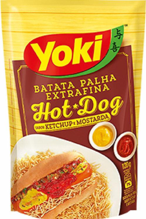 Batata Palha Yoki 120g Hot Dog