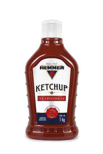Ketchup Hemmer 750ml