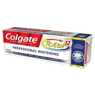 Creme Dental Colgate Total 12 Professional 70g  Whitening
