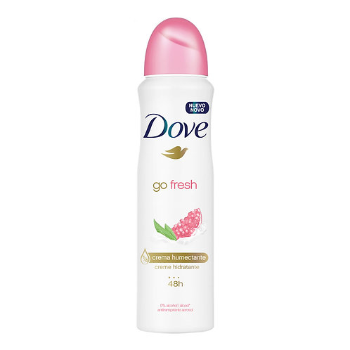 Desodorante Aerosol Dove 150ml  Roma Verbana
