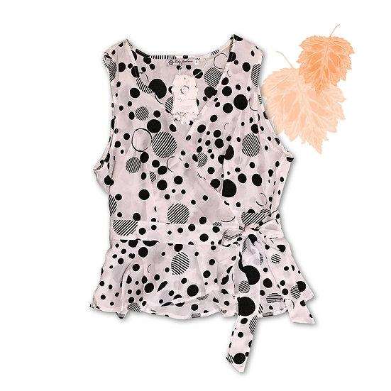 Blusa Branca Lily Fashion - Tam M