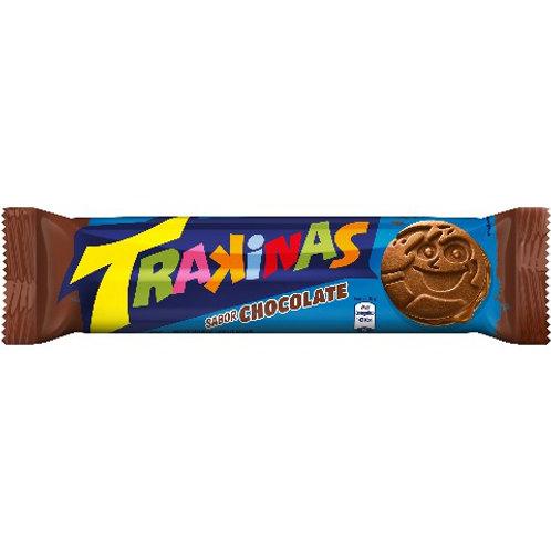 Biscoito Trakinas 126g  Chocolate