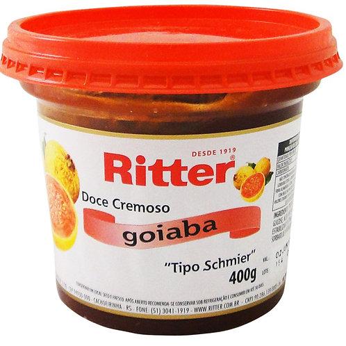 Doce de Fruta Ritter 400g  Goiaba
