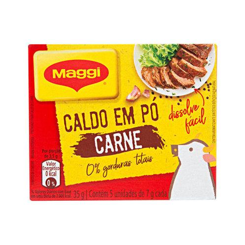 Caldo Maggi 35g  Carne