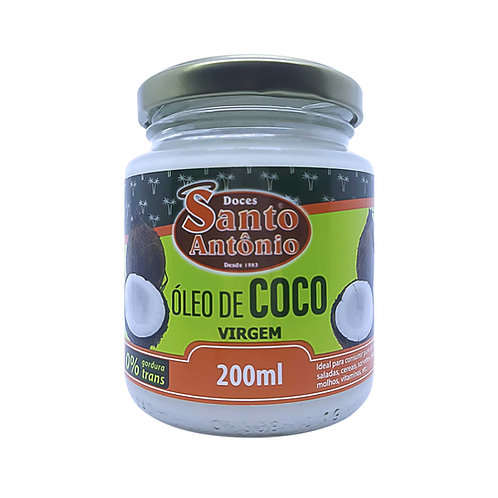 Óleo Coco Santo Antonio 200ml
