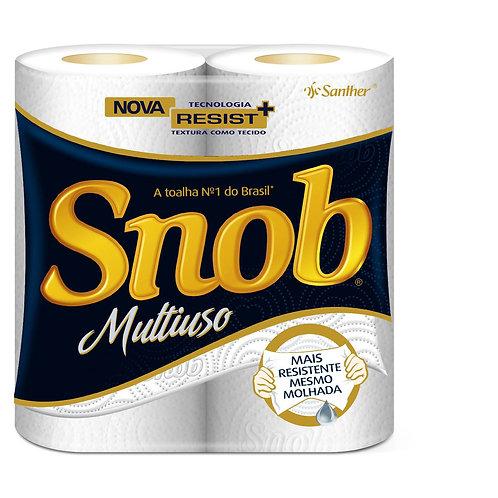 Toalha de Papel Snob 19X22 C/2