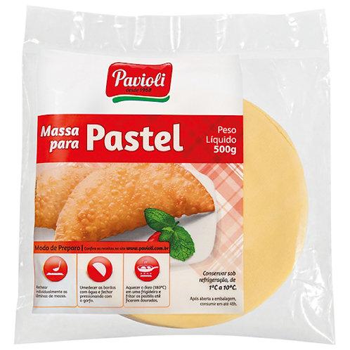 Massa Pastel Pavioli 500g Grande