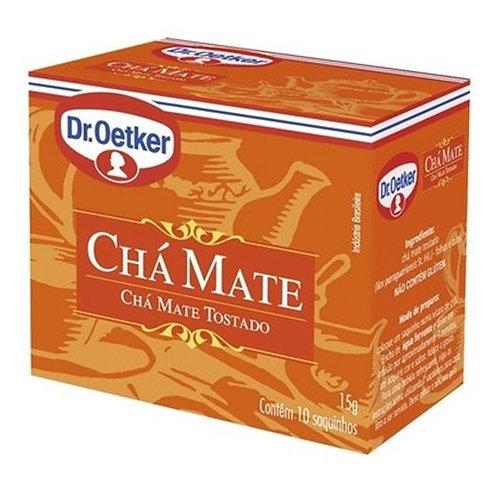 Chá Oetker Mate 10Saq