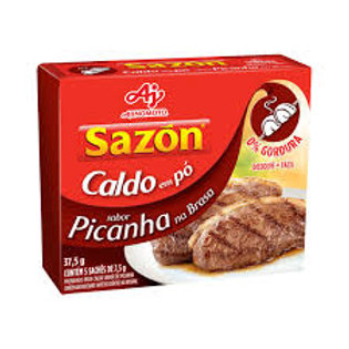 Caldo Sazon 37,5g  Picanha