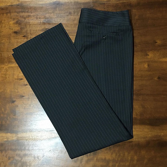 Calça Social Sisley tipo pantalona - tam 46