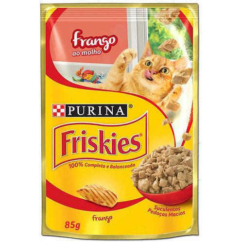 Ração Gatos Friskies Sachê 85g  Frango