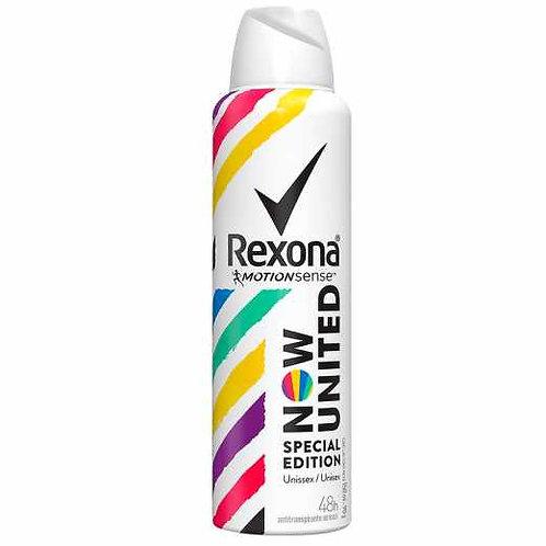 Desodorante Aerosol Rexona 150ml  M Now United