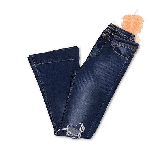 Calça Jeans Blue Steel - Tam 42