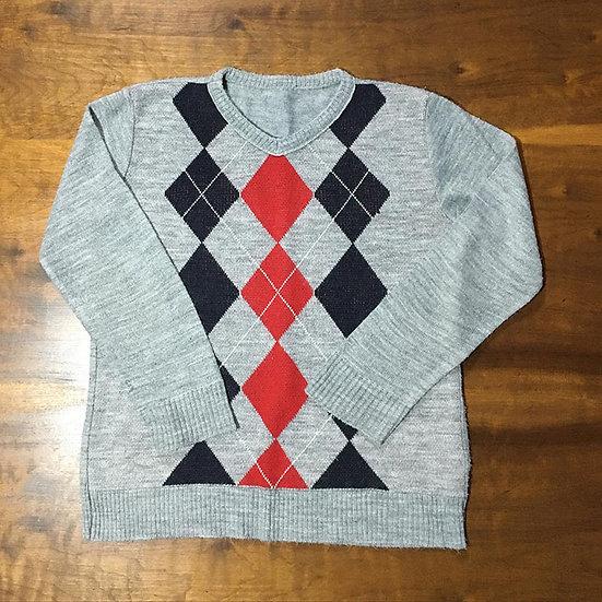 Blusãozinho de lã Infantil - Tam 8