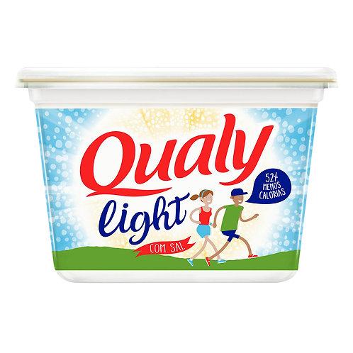 Margarina Qualy Sem Lactose 500g C/Sal Light