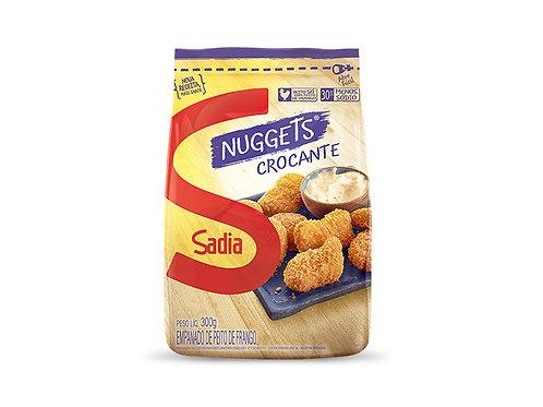 Nuggets Sadia 300g  Crocante
