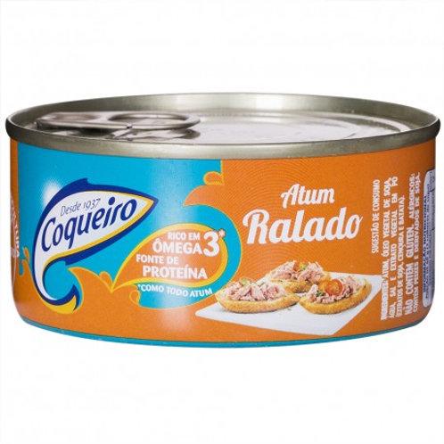 Atum Coqueiro 170g Pedaços Óleo