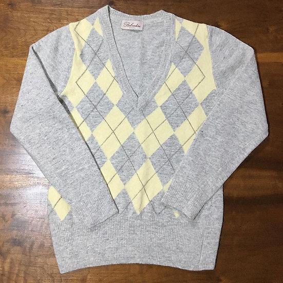 Blusão de lã Belvedere