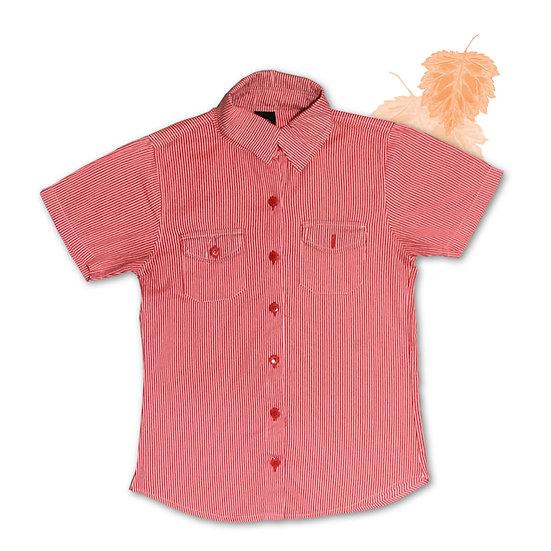 Camisa Listrada Short Fuse