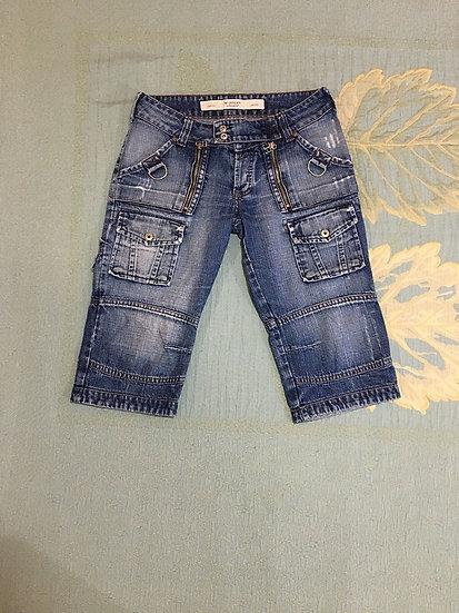 Bermuda Jeans M Officer - Tam 40