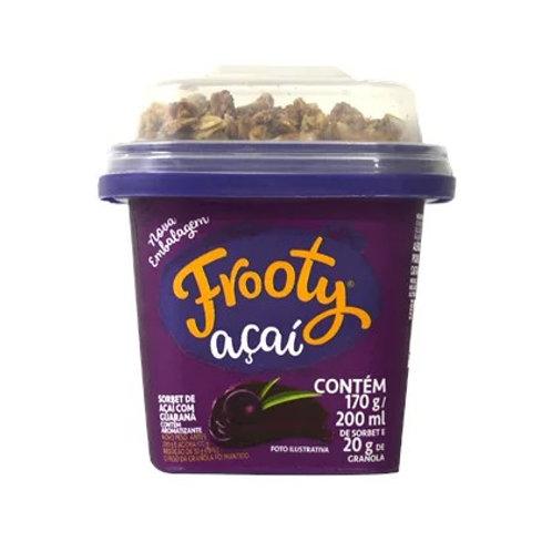 Açaí Frooty 200ml C/Granola