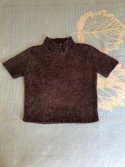 Blusa de Lã Evolution Infantil - Tam 10