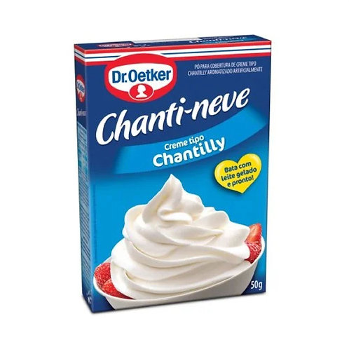 Chanti-Neve Dr Oetker 50g  Chantilly