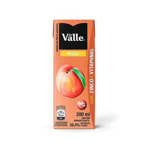 Suco Del Valle 200ml  Pêssego