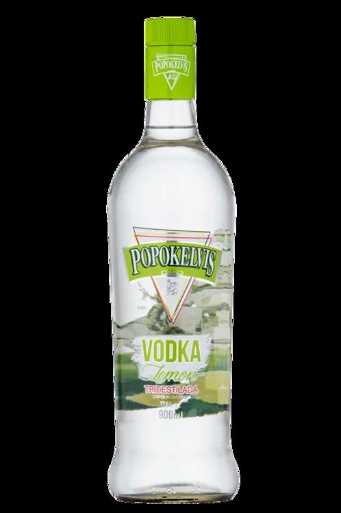 Vodka Muraro popokelvis 1L  Lemon