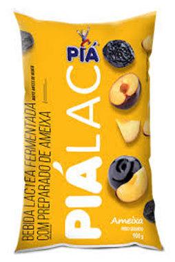 Bebida Lactea Piá Lac Sachê 900ml  Ameixa